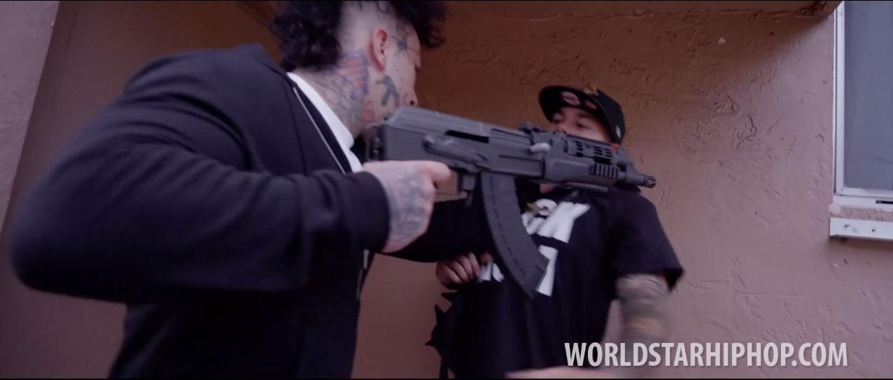 Stitches-AK-Pistol
