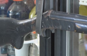 Shotgun-booby-trap-gas-station