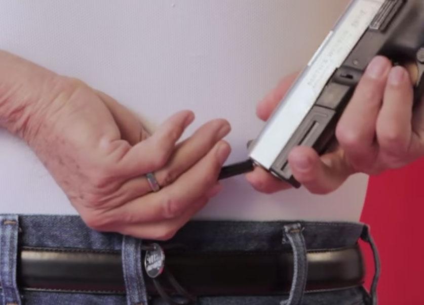 Handgun-Sling