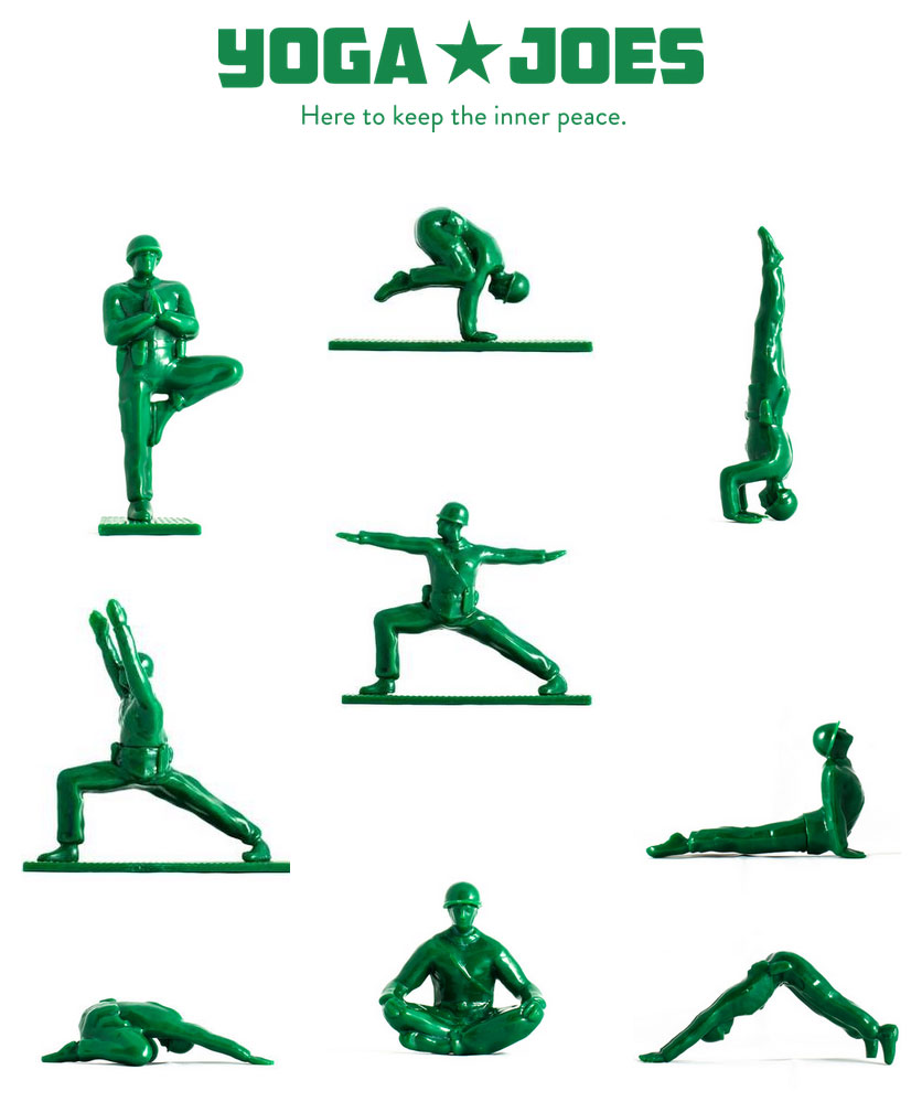 Little-Green-Yoga-Army-Men