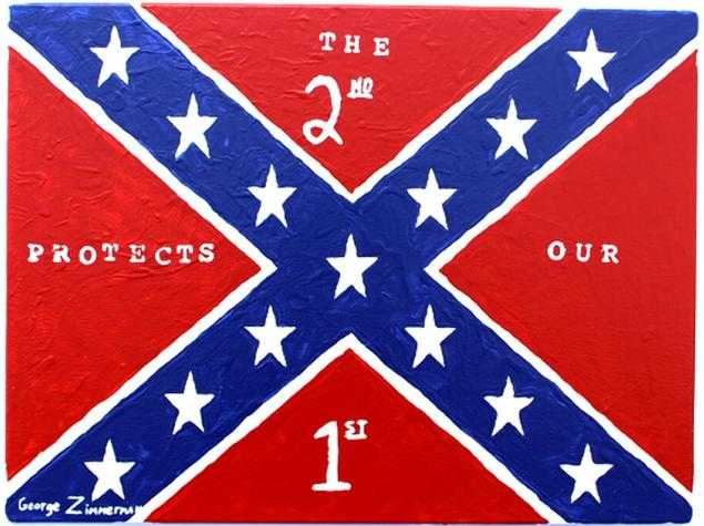 george-zimmerman-confederate-flag