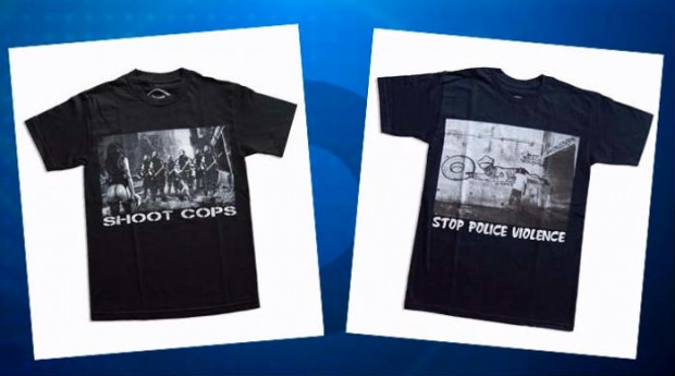 shoot-cops-t-shirt