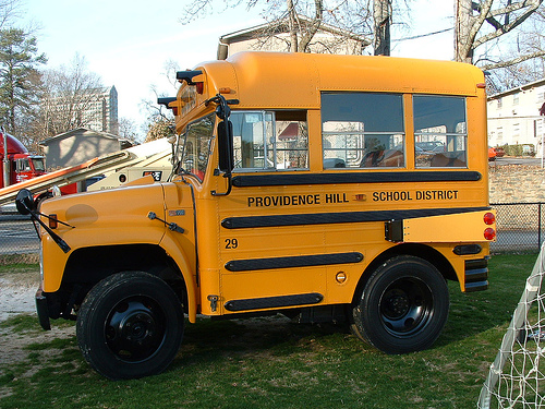 Short-School-Bus