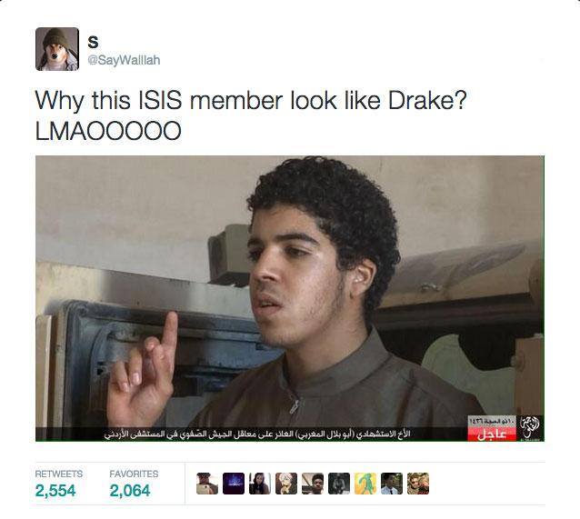ISIS-Drake