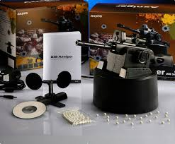 USB-Computer-Controlled-Airsoft-BB-Turret