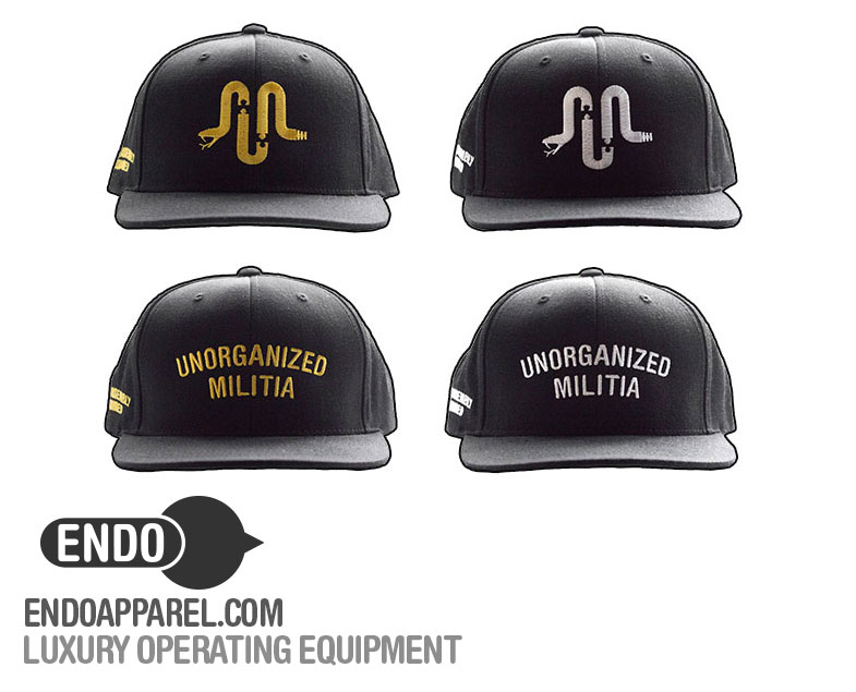 Unorganized-Militia-Hats