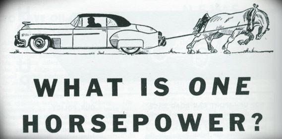 one-horsepower