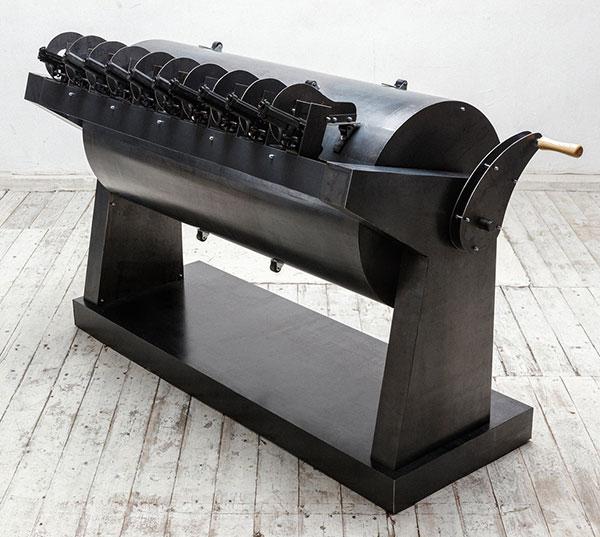 Gun-Music-Box