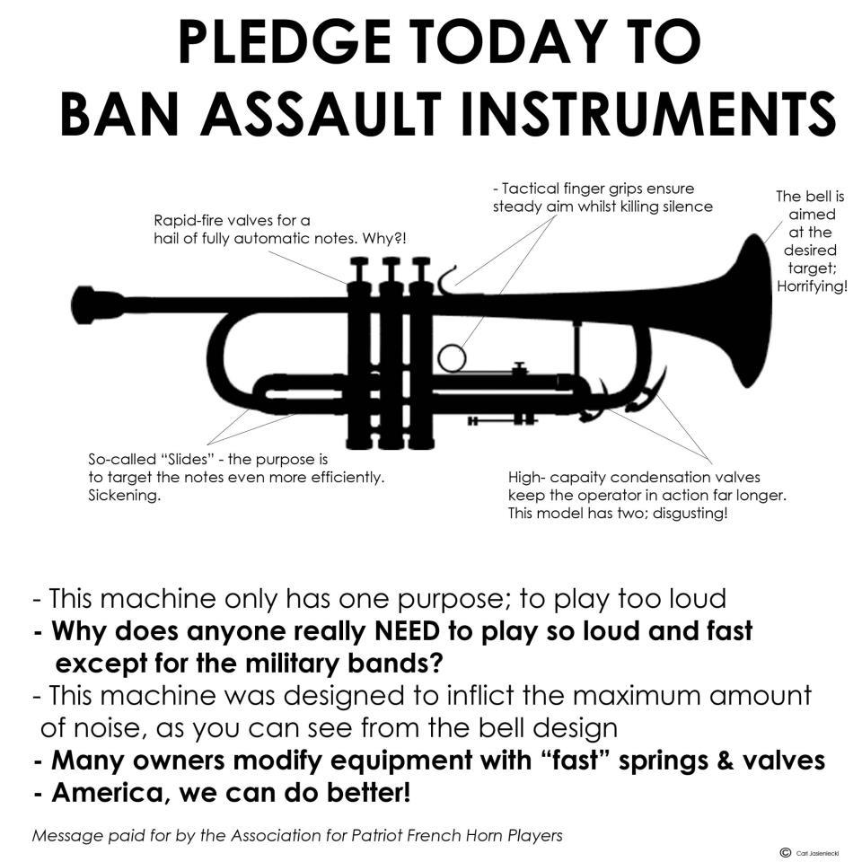 Ban-Assault-Instruments