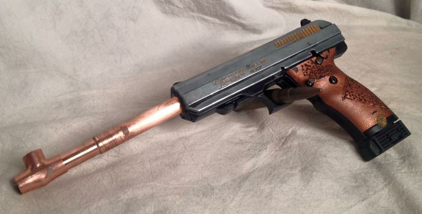 Custom hi point delivers in a big way for High pointe