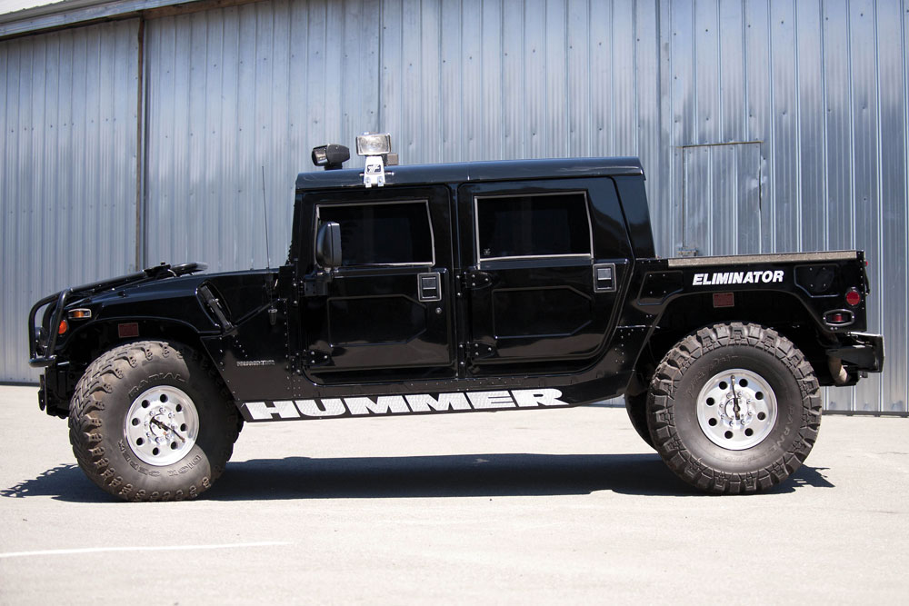 Tupac Shakur S 1996 H1 Hummer Up For Auction