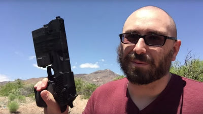 MuzzleSafe-Smart-Gun